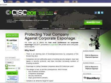 Canadian Information Security Company