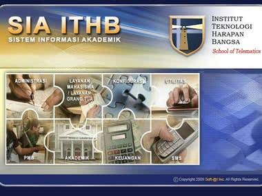 system information of academic