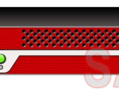 Mock Security Server Image