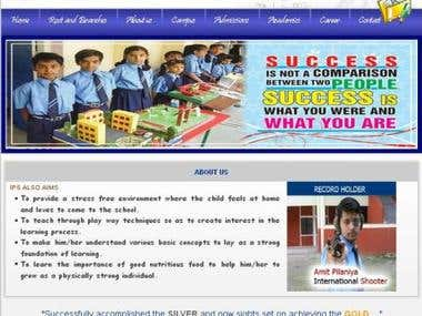 Indore Public School Eastern Campus