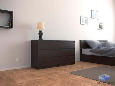 Furniture Visualisation
