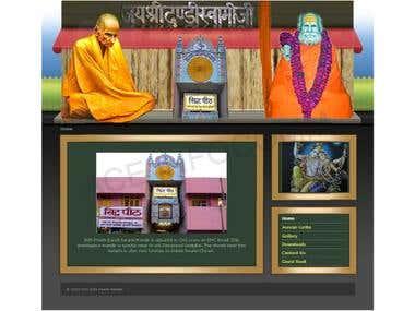 Spiritual Community Web Portal