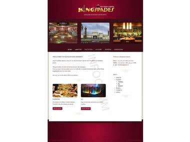 Resort / Hotel Website