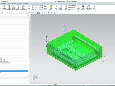 Siemens NX 10  CAD/CAM
