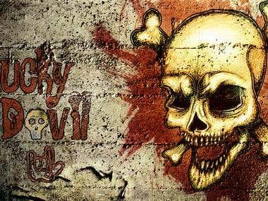 Lucky Devil wallpaper 3