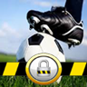 Foot Ball Lock Screen Application in android