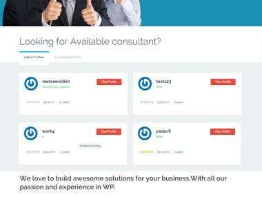 Consultant-site