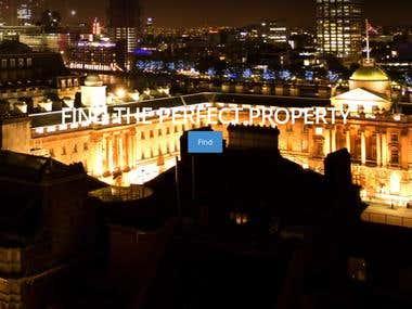 Pickapad Property Website