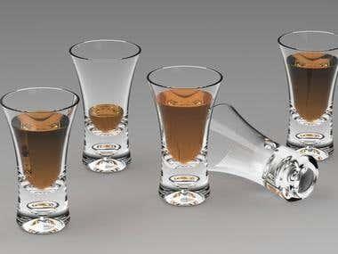 Transparent Glass items