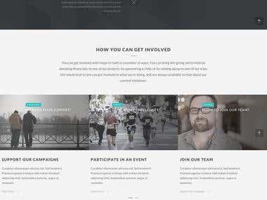 Customizing a WordPress Theme