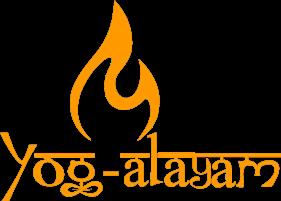 Yog- Alayam Logo Design