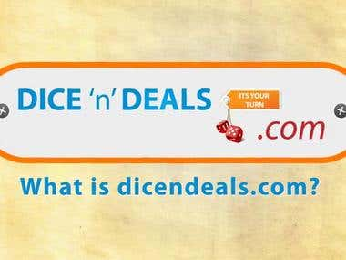 Promotional Video for Dicendeals