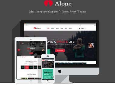 Wordpress Theme Reponsive on Themeforest