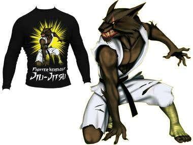 Jiu Jitsu Rashguard