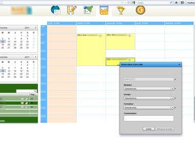 Elearning Management Dashboard