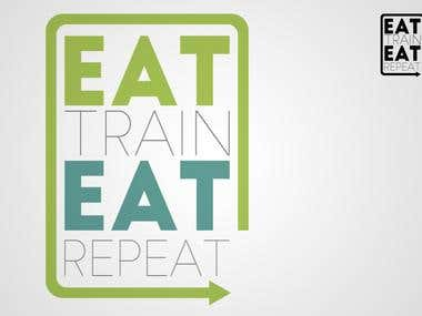 EAT TRAIN EAT REPEAT