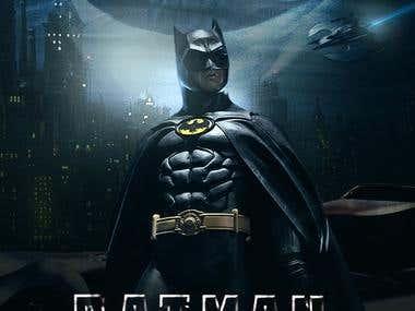 Movie Poster Design Concept