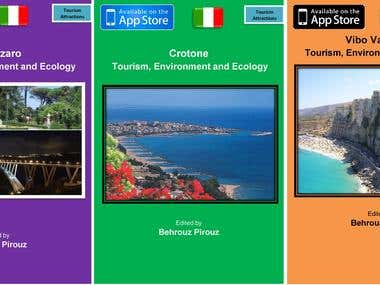 """My 5 books in """"Environmental-Ecotourism"""""""