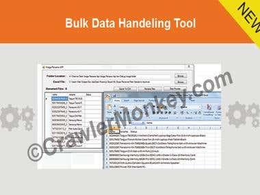 Bulk Database Handling Tool