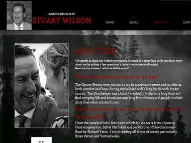 Author Web Page