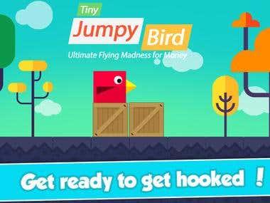 Game Development (Tiny Jumpy Bird)