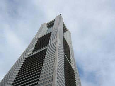 Landmark Tower in Yokohama Minatomirai