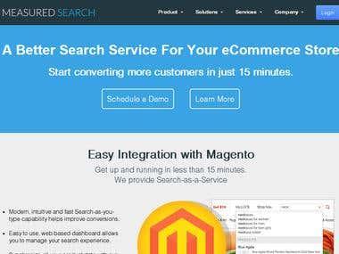 Measured Search API documentation