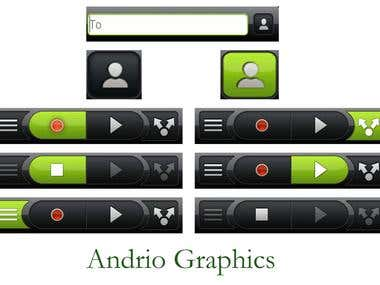 Andriod & Mobile graphics