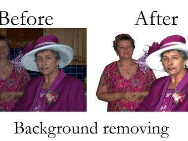 Background Removing