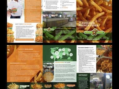 Brochure Potato Corner