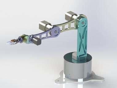 Robo arm 3