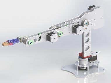 Robo arm1