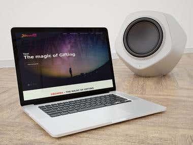 Website Design + Bootstrap