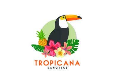 Tropican Sangrias Logo