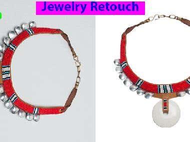 Jewelry Retouch