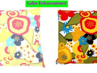 Color Enhancement