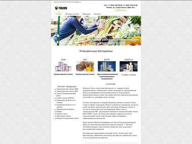 Разработка сайта | Web development