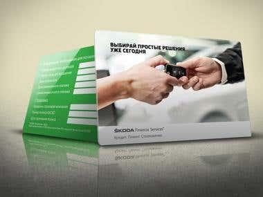 Design plastic Card