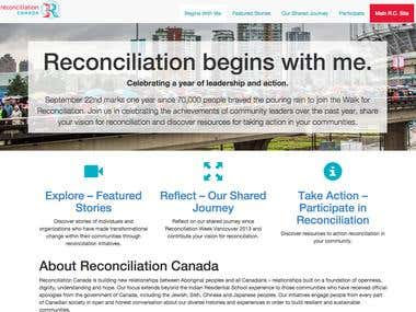 Reconciliation Begins With Me
