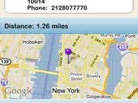 Indian Restaurant Finder - iOS