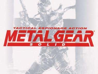 Metal Gear Solid porting to PC