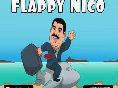 Flappy Nico App