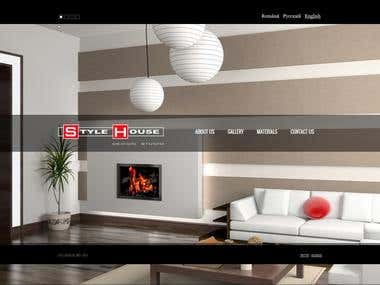 StyleHouse.md website