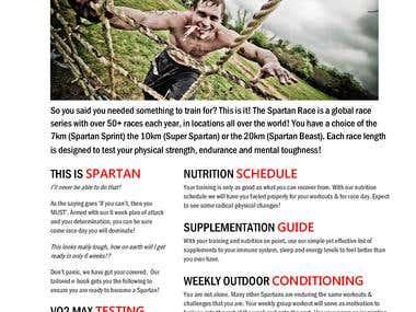 Spartan Race Prep Guide