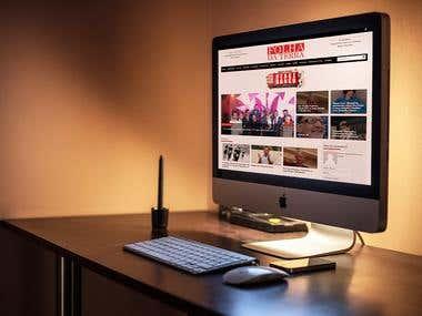 Website Design + WordPress + Marketing
