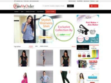 www.passmyorder.com  - Indian Marketplace
