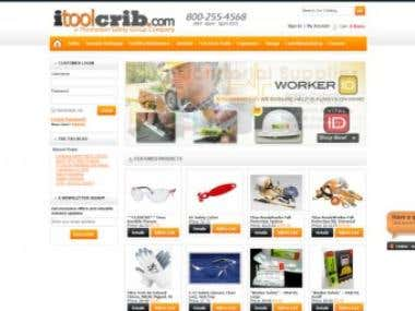 www.itoolcrib.com www.itoolcrib.com  - USA based B2B website