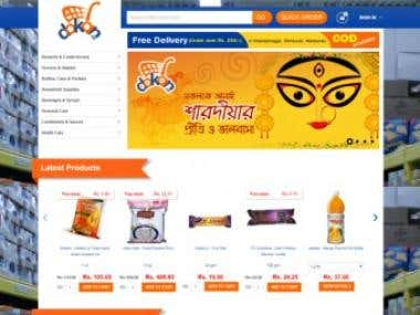 www.dokan.in - India based Grocery selling company