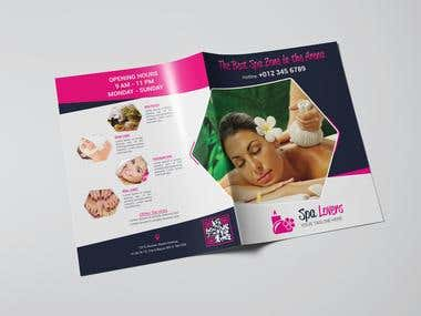 SPA Company Brochure