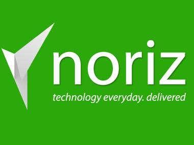 Noriz - Brand Identity
